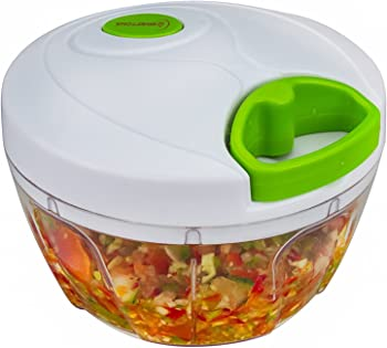 Brieftons Manual Food Chopper