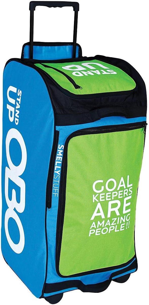 OBO Stand-up Wheelie Field Hockey Goalie Bag : Field Hockey Equipment Accessories : Sports & Outdoors