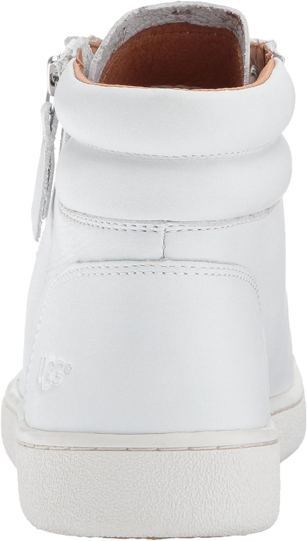 UGG Women's Olive Fashion Sneaker White