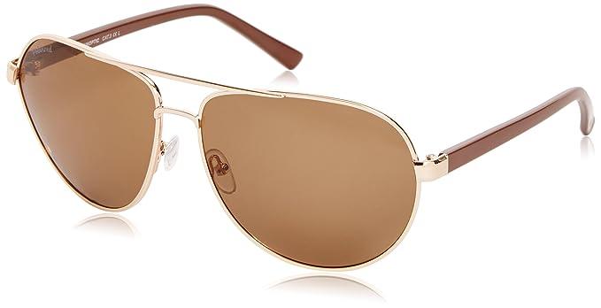 Sunoptic Unisex Sonnenbrille, Gr. One size, Schwarz