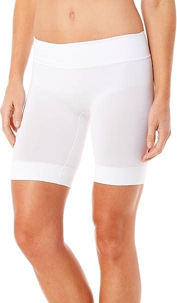 Jockey Mujer Ropa interior skimmies refrigeración slipshort - Blanco -