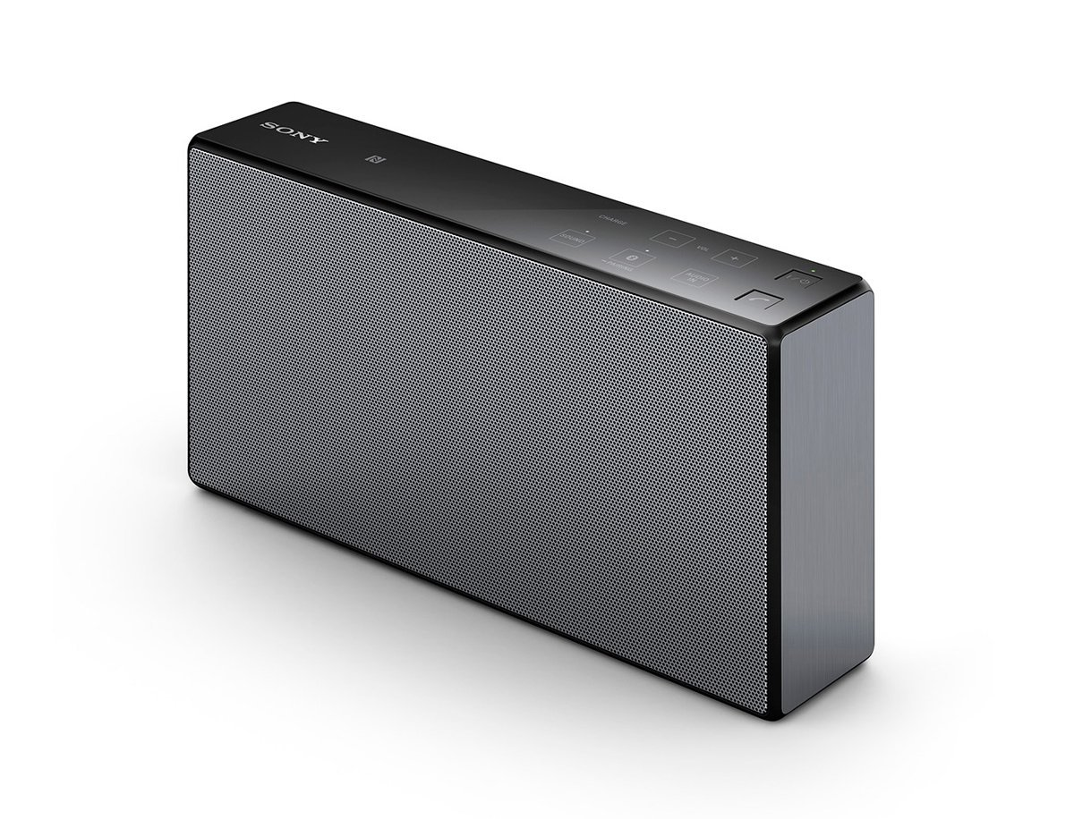 sony wireless speakers. sony srsx55b 30w portable wireless speaker w/ nfc and bluetooth - black: amazon.ca: cell phones \u0026 accessories speakers k