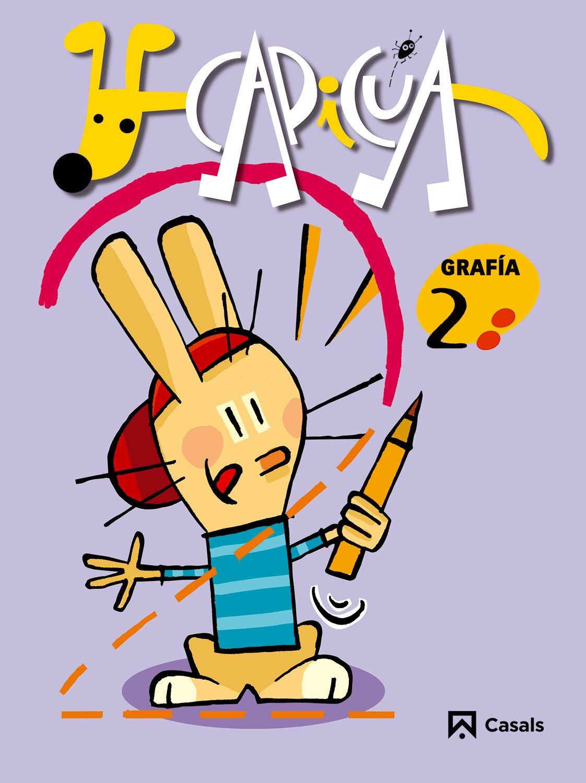 Cuadernos CAPICUA. Grafía 2 (Capicúa): Amazon.es: Àngel Alsina Pastells,  Berta Vilalta Casals: Libros