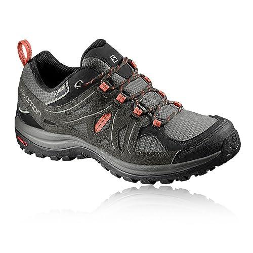 Salomon Ellipse 2 GTX W, Zapatos de Low Rise Senderismo para Mujer: Amazon.es: Zapatos y complementos