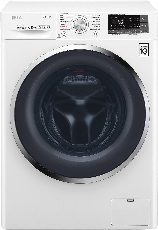 LG F 14 J 82 WHS - Lavadora: Amazon.es: Grandes electrodomésticos