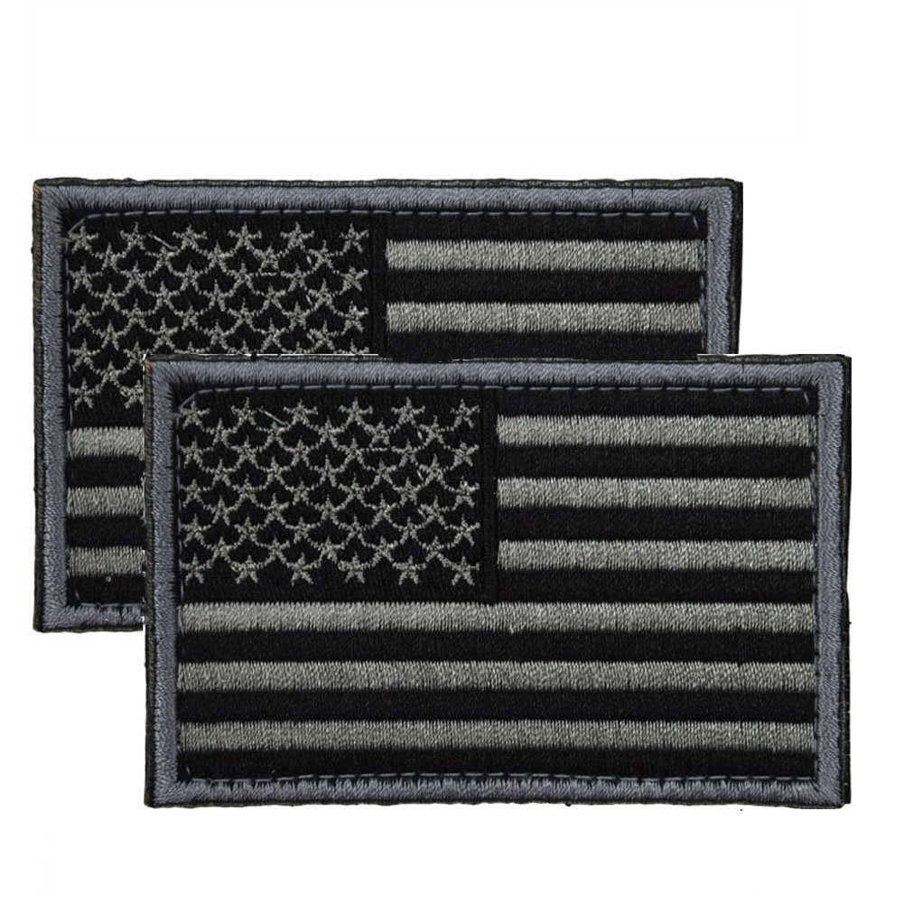 CREATOR USA Tactical Flag Patch Patter Patch