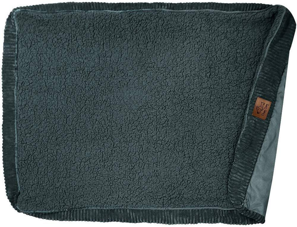 Floppy Dawg Universal Dog Bed Cover Replacement Gray L : Pet Supplies