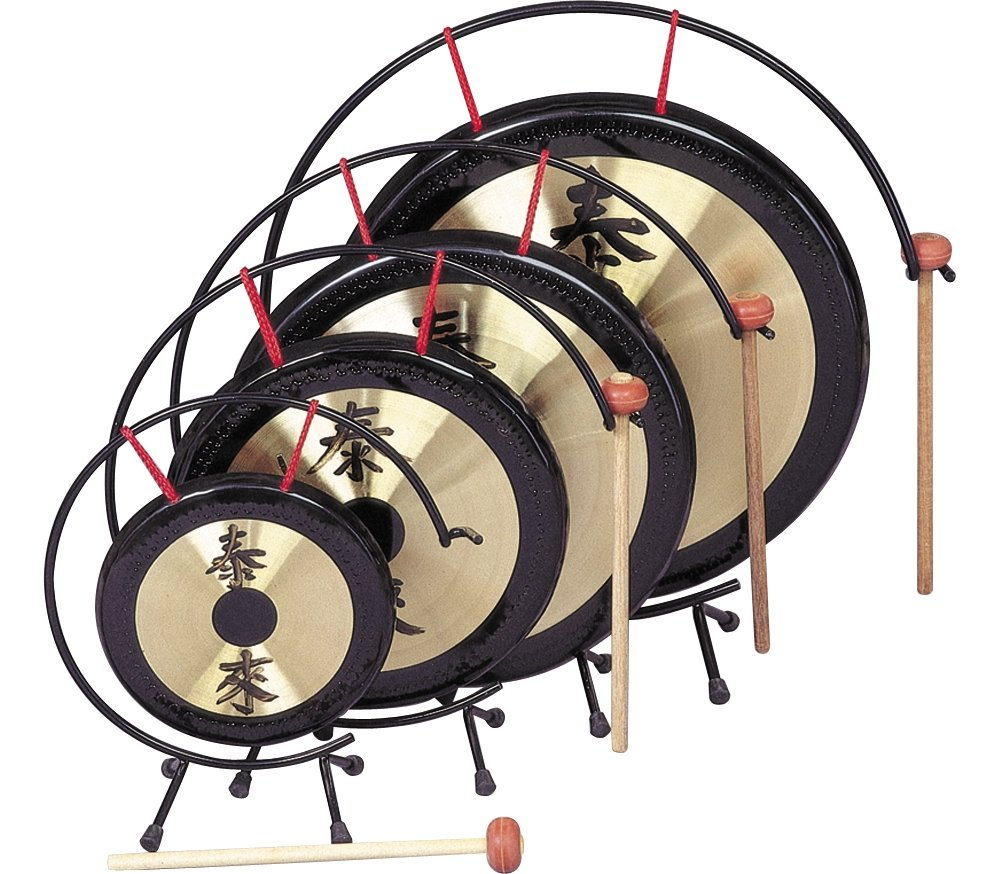 Rhythm Band RB1070 7 Gong with Standard Mallet 1258-RB1070