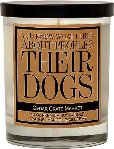Pet Lover Dog Lover Gift Schnauzer Mom Dog Mom Gift Pet Lover Candle Dog Candle Gift for Dog Lover Dog Custom Candle