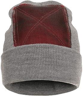 edd2c13d3a1 BACKSPIN Function Wear - Beanie Headspin-Cap - OneSize - heather grey