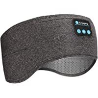 Achort Bluetooth Hoofdband V5.0 Draadloze Muziek Sport Hoofdband Slaap Hoofdtelefoon Stereo Speakers Handsfree Headset…