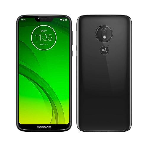 Motorola Moto G7 Power Smartphone Android 9 batería 5000 mah pantalla 6 2 HD Max Vision camaras 12MP y 8MP 4GB RAM 64 GB Dual SIM color negro Version española