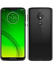 Motorola Moto G7 Power – Smartphone Android 9 (batería 5000 mah con hasta 60h de autonomía, pantalla 6.2'' HD+ Max Vision, cámaras 12MP y 8MP, 4GB RAM, 64 GB, Dual SIM), color negro [Versión española]
