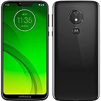 Motorola Moto G7 Power – Smartphone Android 9 (batería 5000 mah, pantalla 6.2'' HD+ Max Vision, camaras 12MP y 8MP, 4GB RAM, 64 GB, Dual SIM, color negro [Versi?n espa?ola]