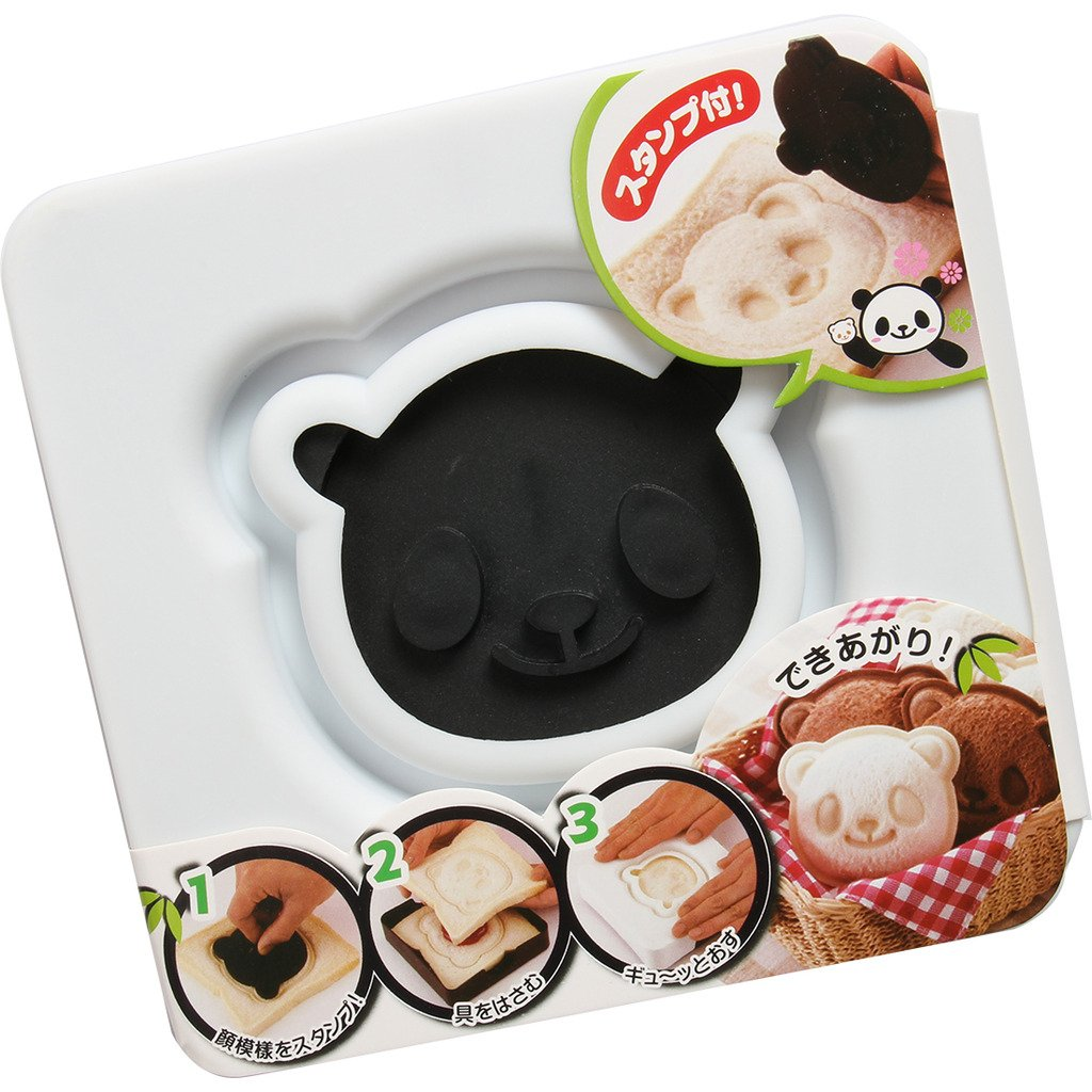 vanki 1 pc Cute Panda Pocket Sandwich Cutter, Bread Cutter,Bread Tool DIY