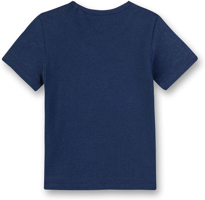 Sanetta Baby-Jungen Fiftyseven Shirt Langarmshirt