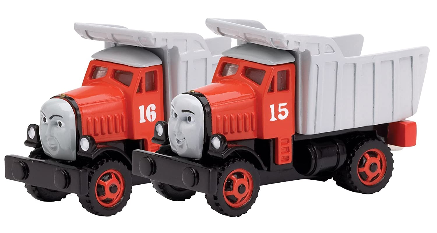 Learning Curve Brands Take Along Thomas And Friends Max And Monty Pack Of 2