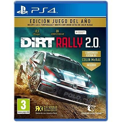 Dirt Rally 2.0 - Edición Juego del año - PS4