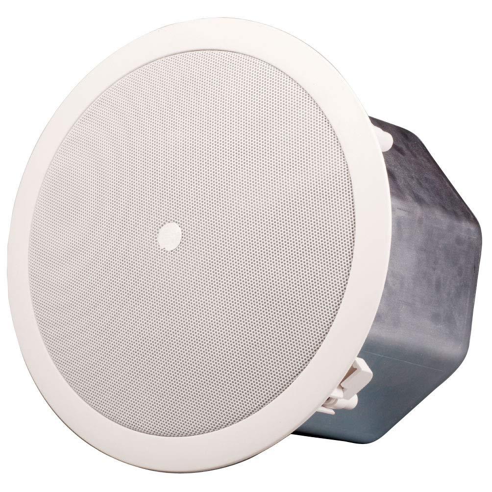Yorkville C165W Ceiling Speaker Passive 70 V 60 Watt 6.5 Inch Driver 34 Inch Titanium Tweeter by Yorkville B004OXLYYK