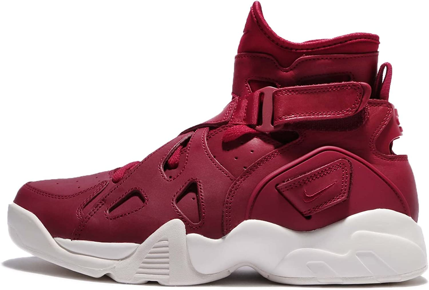 Nike Mens AIR Unlimited Red Leather