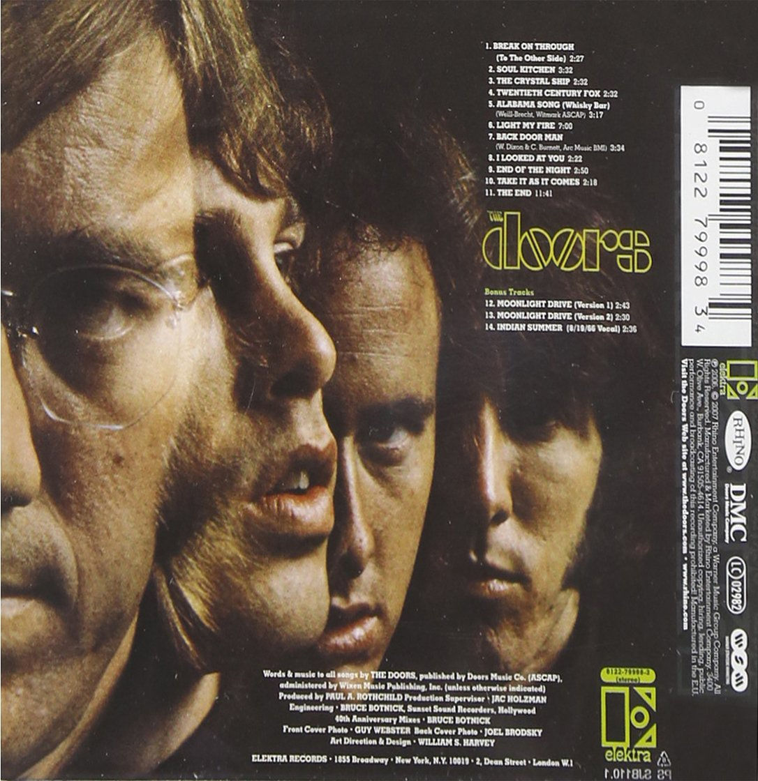 & The Doors - The Doors (Expanded) - Amazon.com Music Pezcame.Com
