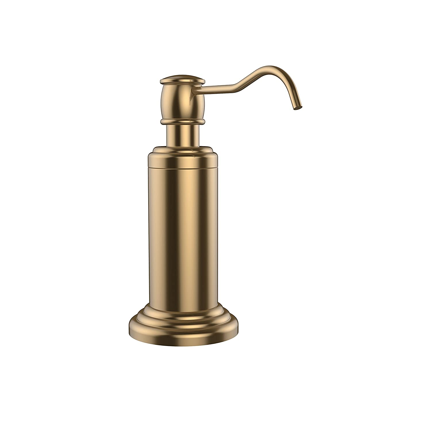 Allied Brass WP-61-ORB Waverly Place Collection Vanity Top Soap Dispenser Oil Rubbed Bronze