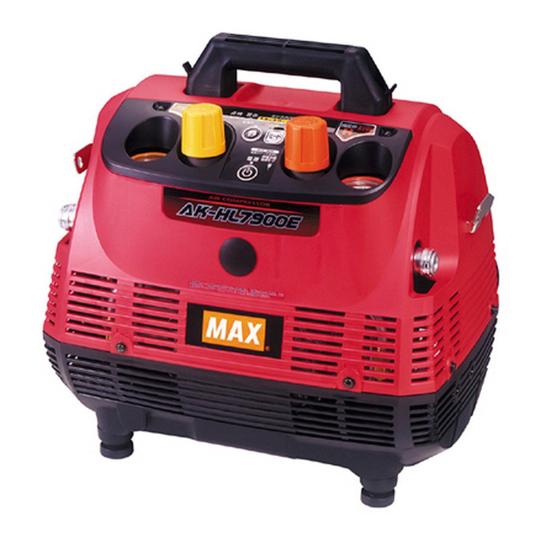 マックス(MAX) 高圧エアコンプレッサ AK-HL7900E