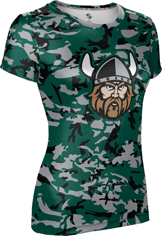 ProSphere Cleveland State University Girls Performance T-Shirt Camo