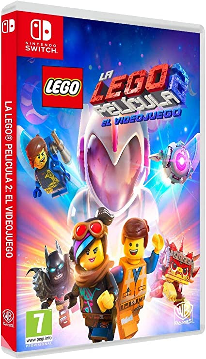 La Lego Película 2: El Videojuego: Amazon.es: Videojuegos