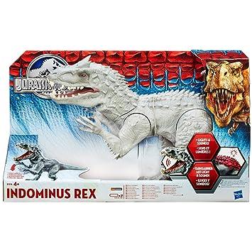 hasbro jurassic world indominus rex