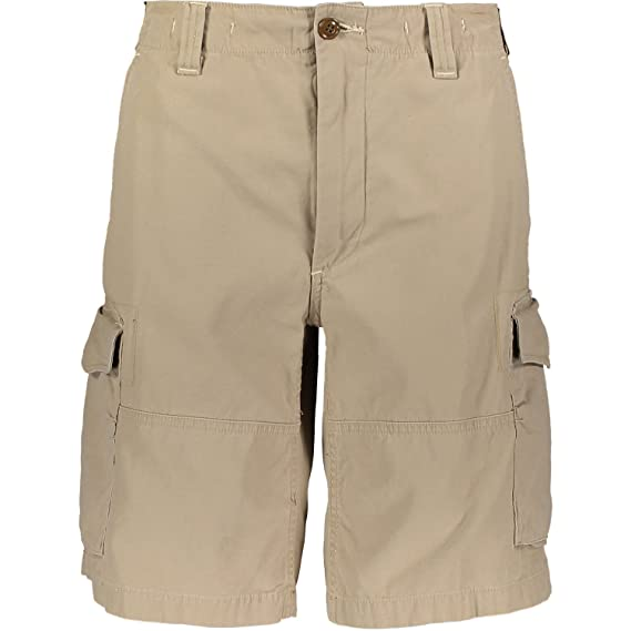 ffb95fadbe Men's Classic Fit Shorts - brown - 34: Amazon.co.uk: Clothing