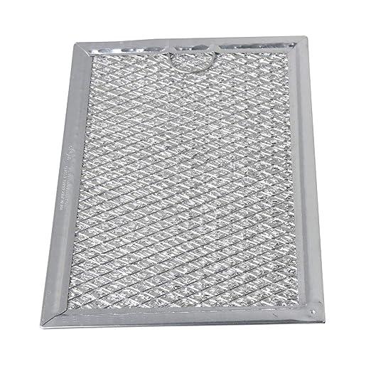 BQLZR WB06X10309 - Filtro de grasa para microondas (19,3 x ...