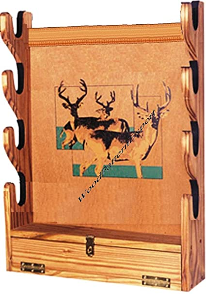 Gun Rack Paper Plans So Easy Beginners Look Like Experts Build Your