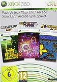 Xbox Live Arcade Spielepaket 3 Spiele Lumines, Geometry Wars, Bomberman Live + MS. Pac-Man + 48 h X-LiveGoldabo