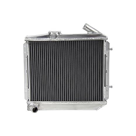 alloyworks 3 fila Radiador de aluminio para Renault 5/R5 9/11 GT 62