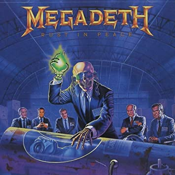 megadeth rust in peace download
