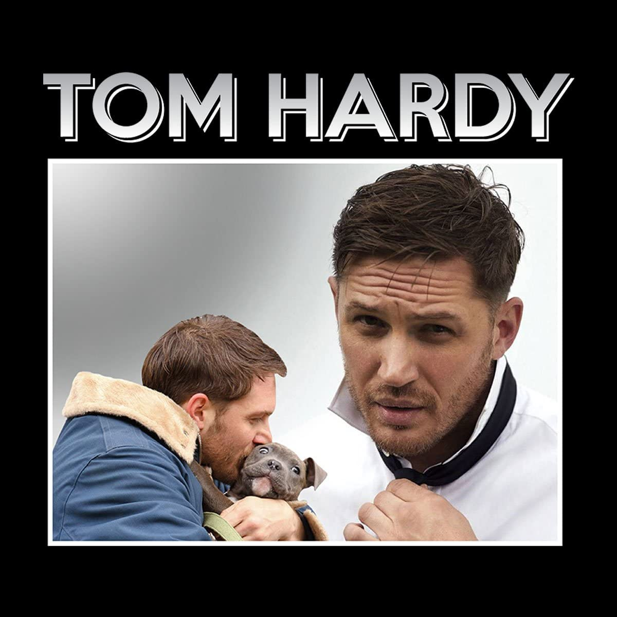 Coto7 Tom Hardy Puppy Tribute Montage Kids Sweatshirt