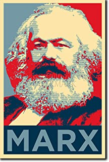Amazon.com: KARL MARX GLOSSY POSTER PICTURE PHOTO heinrich german ...