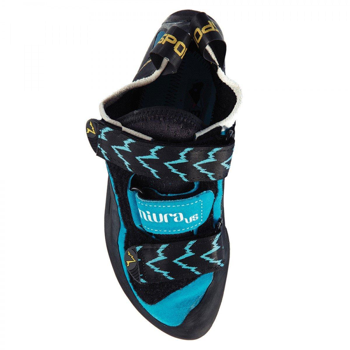 La Sportiva - Miura VS Climbing Shoe - Sportiva Women's B01B6JHX1M 41.5 M EU|Blue ea7895
