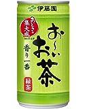 伊藤園 おーいお茶 緑茶 (缶) 190g×30本