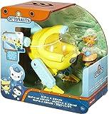 Octonauts DKC20 Gup-U and Kwazii Playset