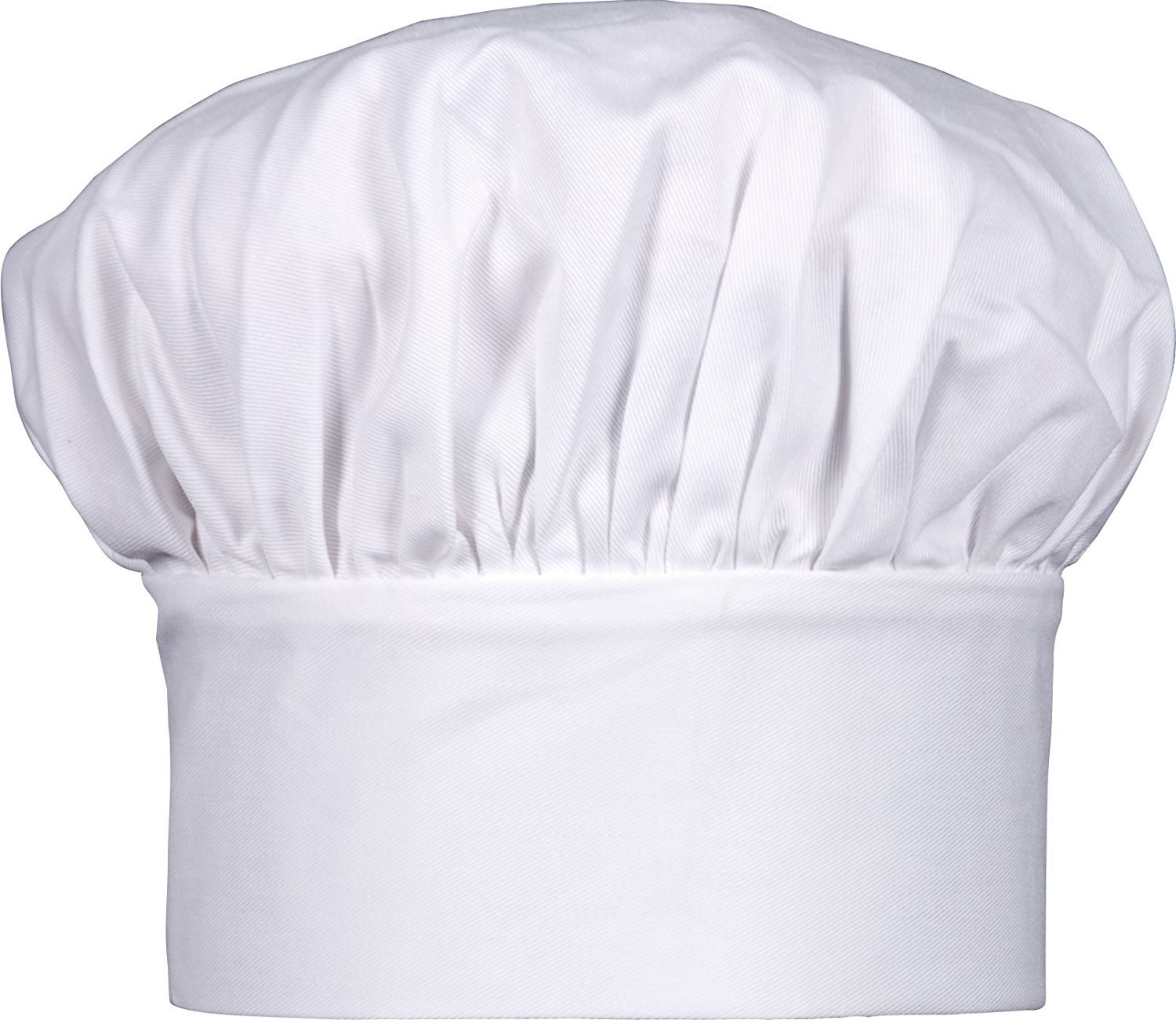 Gourmet Classics Adult Size Adjustable Chef Hat HIC Harold Import Co. 02300