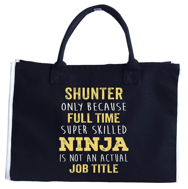 Best Gift Idea For A Super Skilled Ninja Shunter - Fashion Tote Bag