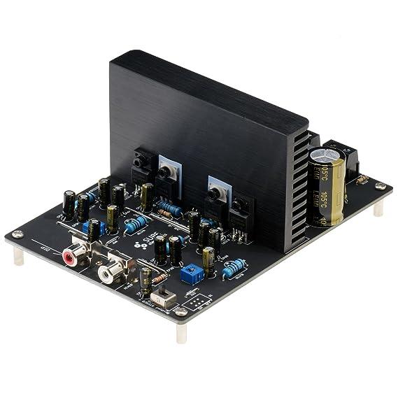 Amazon.com: WONDOM 2 X 250W 8 Ohm Class D Audio Amplifier Board - IRS2092 AA-AB32291: Home Audio & Theater