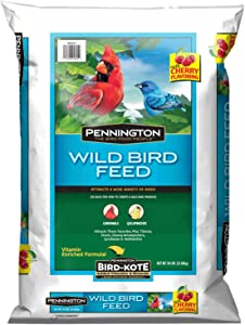 Pennington Wild Bird Food with Cherry Flavor (50 Pounds)