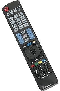 ALLIMITY AKB74455403 Mando a Distancia reemplazado por LG 3D Smart TV 22LE3320 26LV2500 32LF65209 32LH4900 39LB650V 42LB650V 42LF652 42PC1RV 42PW450 50LB650V 50LF652 55EC900V 55LF652: Amazon.es: Electrónica
