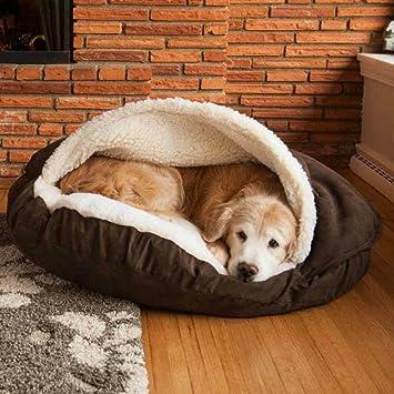 Cama nido perro grande