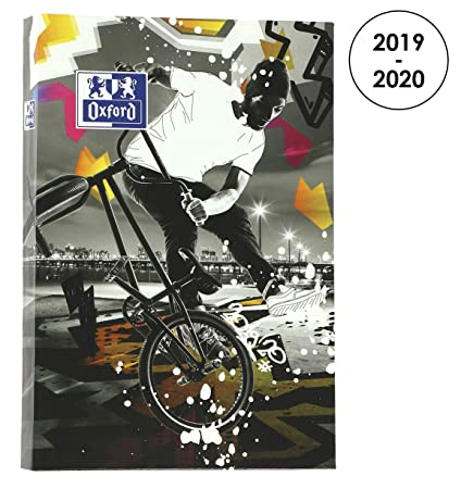 Amazon.com : Oxford Sport 2017-2018 Daily Academic Diary, 1 ...