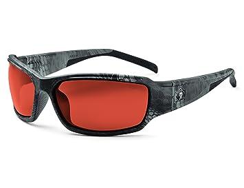 Skullerz Loki - Gafas de sol de seguridad convertibles ...