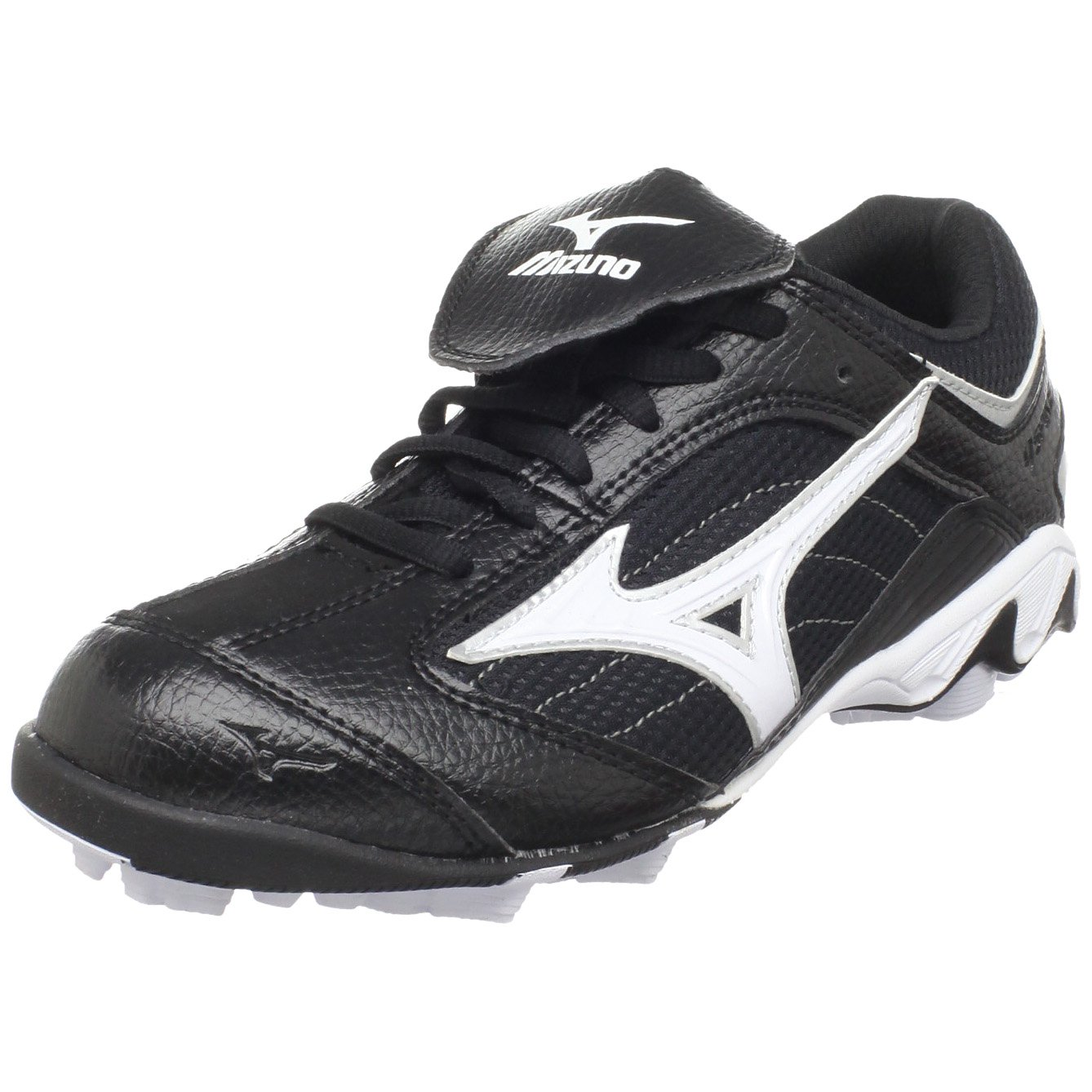 Mizuno 9-Spike Franchise Low G5 Baseball Cleat (Little Kid/Big Kid) 320345